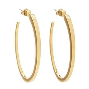 NEW India Hicks Leticia Hoops Earrings